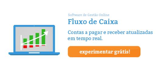 software online Fluxo de Caixa