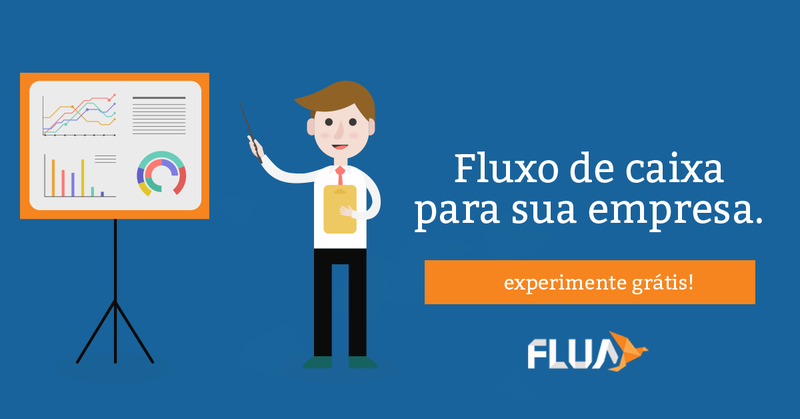 Já conhece o Flua? o software de gestão financeiro simples e fácil de usar