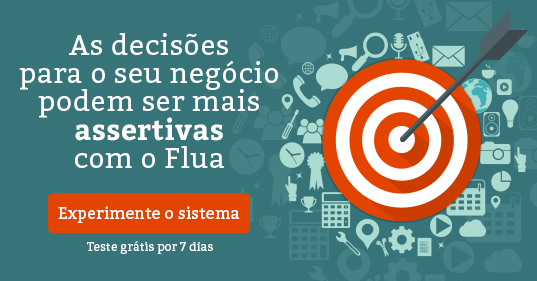 As decisões para o seu negócio podem ser mais assertivas com o Flua