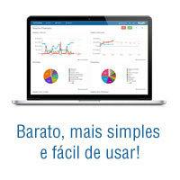 Software para Gestão Financeira barato, mais simples e fácil de usar