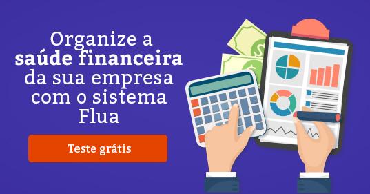 Organize a saúde financeira da sua empresa com o sistema Flua