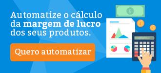Planilha Calculadora de margem de lucro de produtos